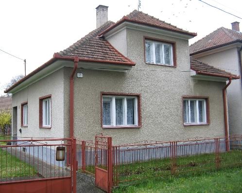 Rodinný dom Vrbovce